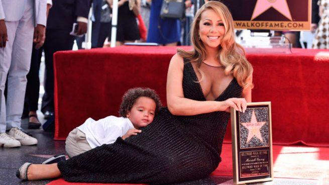 """Mariah Carey se marca un """"Pantoja"""""""