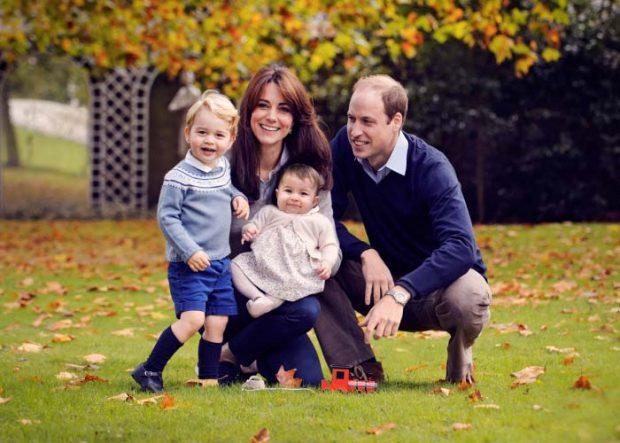 Los 'secretos' de la felicitación navideña de los duques de Cambridge
