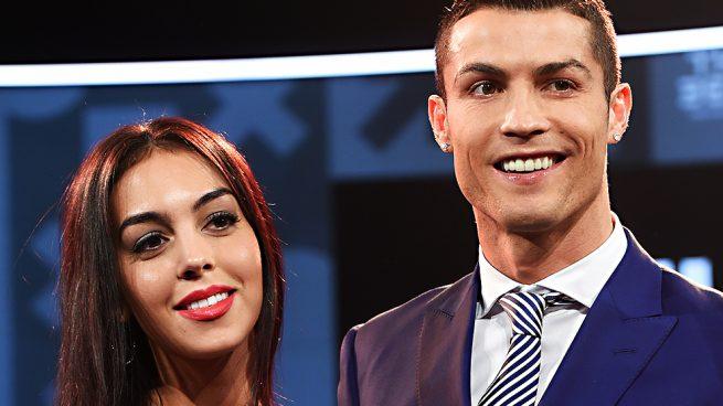 Cristiano Ronaldo y Georgina Rodriguez