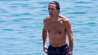 GALERÍA: José María Aznar y Ana Botella de vacaciones en Marbella / Gtres