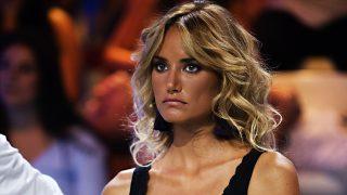 La modelo Alba Carrillo  en el debate final de 'Supervivientes' / Gtres