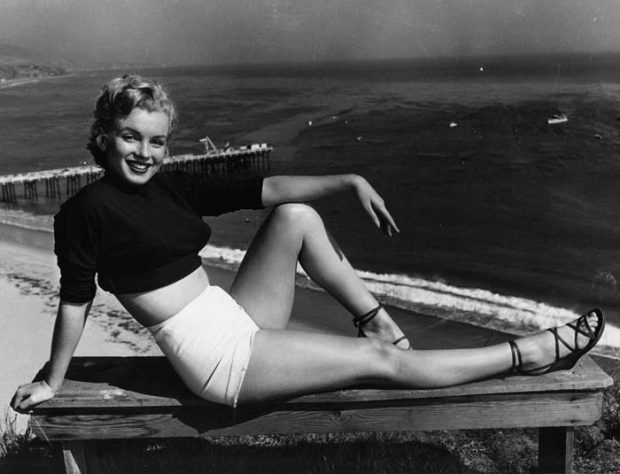 Marilyn Monroe en 1951 / Gtres