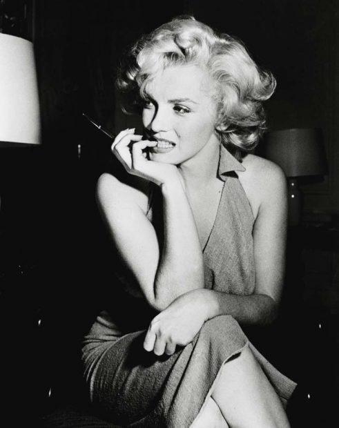 Marilyn Monroe en 1952 / Gtres