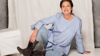La actriz y cantante Teresa Rabal en entrevista / LOOK