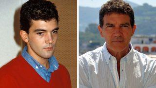 GALERÍA: El cambio de Antonio Banderas a través de sus películas / Gtres