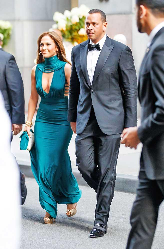 Jennifer Lopez y Alex Rodríguez / Gtres