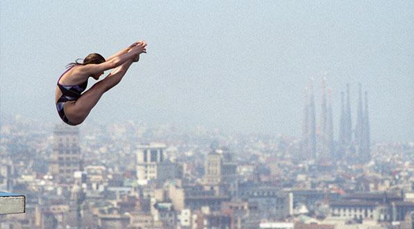 JJJOO Barcelona 92 / Fundación TMB