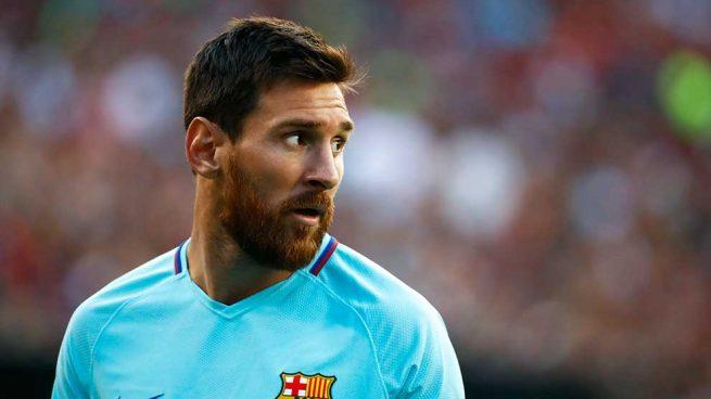 Leo Messi / Gtres