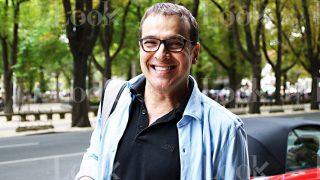 CONSULTA LA GALERÍA | El actor Luis Merlo por las calles de Vitoria / LOOK