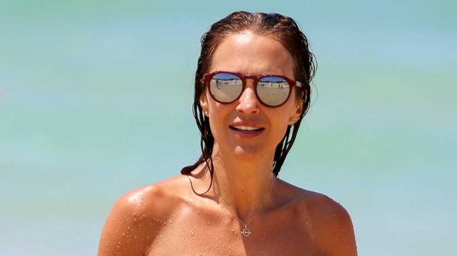 Paula Echevarría Tendencias Bikini