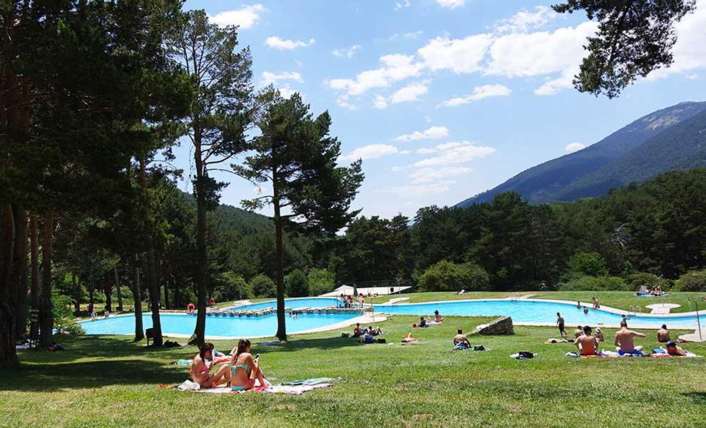 Planes madrid verano 2017 piscinas naturales que parecen for Piscinas verano madrid