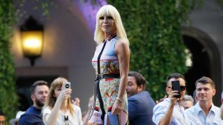 Donatella Versace / Gtres