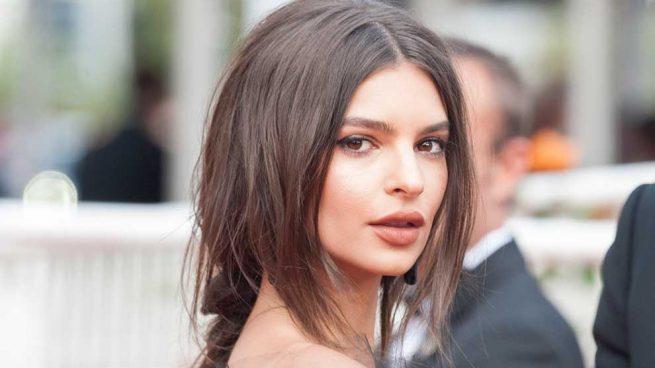 Emily Ratajkowski Abdominales Sexy Look