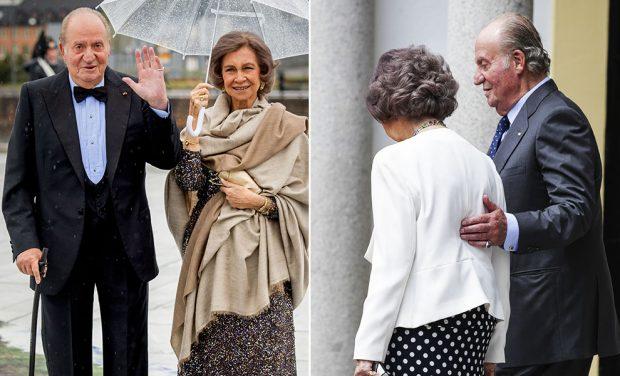 La complicidad de los Reyes en su último viaje a Oslo