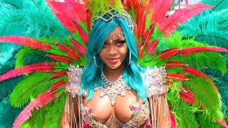 La cantante Rihanna. / Gtres