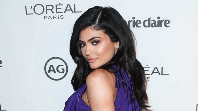 Kylie Jenner Look Cuero Instagram