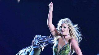 Britney Spears en un concierto / Gtres