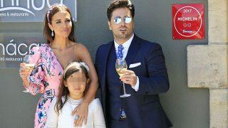 Paula Echevarría, David Bustamante y su hija Daniella / Gtres