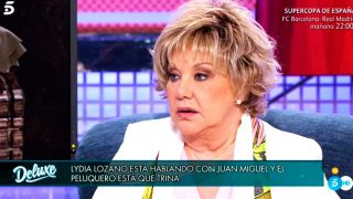 Karina en 'Sábado Deluxe' este sábado 12 de agosto de 2017 / Telecinco
