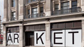 Fachada de la tienda de Arket en Londres / Arket