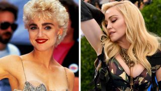 Así ha cambiado Madonna / Gtres