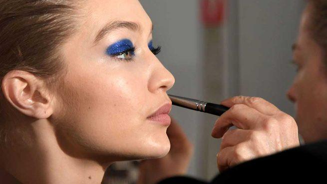 Tendencias Belleza Maquillaje Denim Azul