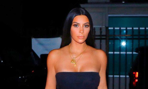 Kim Kardashian Polémica Maquillaje