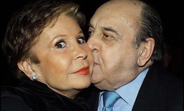 Lina Morgan y Juanito Navarro