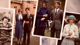 Diana de Gales en imágenes de archivo / Gtres