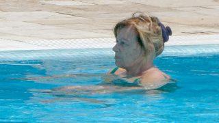 Pincha para ver la galería: María Teresa disfrutando de unas vacaciones en Málaga / Gtres