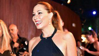 Rosario Mohedano en Starlite Marbella el pasado 2 de agosto / Gtres
