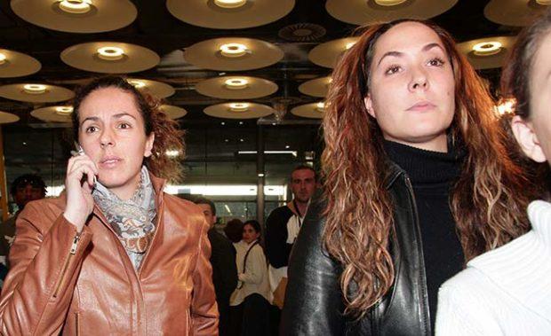 Rocío Carrasco y Rosario Mohedano