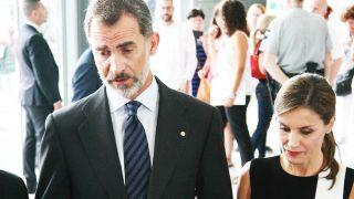 El Rey Felipe VI y Doña Letizia frente a los medios de comunicación /Gtres (PINCHAR EN IMAGEN PARA VER GALERÍA)