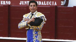 El torero Francisco Rivera Ordoñez durante la corrida de toros /Gtres (PINCHAR EN IMAGEN PARA VER GALERÍA)