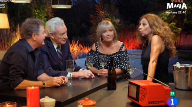 'Lolita tiene un plan' / TVE