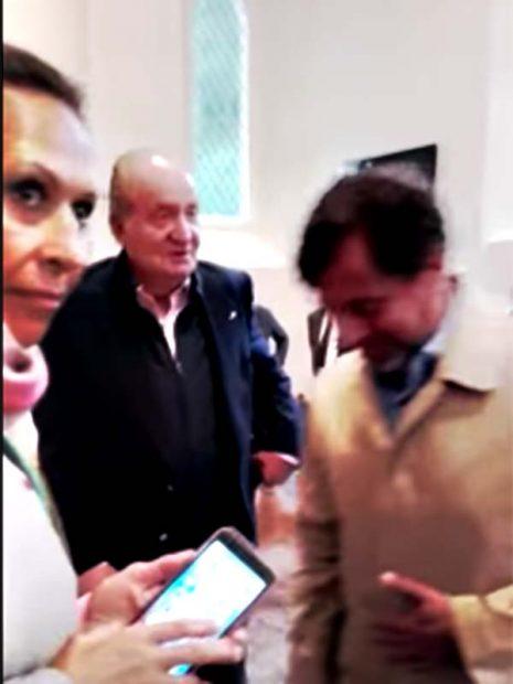 Juan Carlos y Marta Gayá