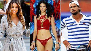 Eva Longoria, Kendal Jenner y Feliciano López en imágenes de archivo / Gtres