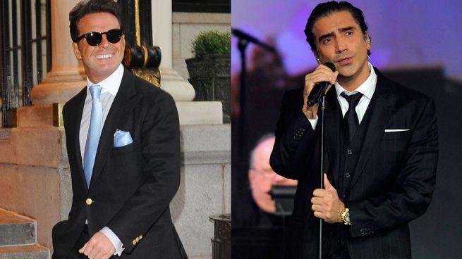 Luis Miguel y Alejandro Fernández