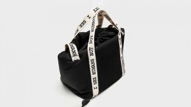 Bolso Zara Shopper (29,95 €)