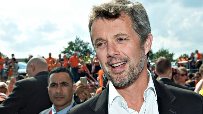 Federico de Dinamarca, príncipe indocumentado
