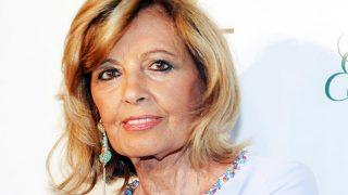 La periodista María Teresa Campos en imagen de archivo /Gtres