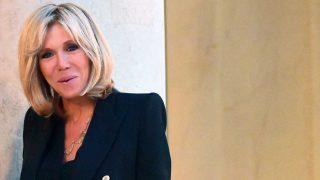 Brigitte Macron, en una imagen de archivo / Gtres