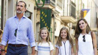 Los Reyes en las calles de Palma de Mallorca / Gtres