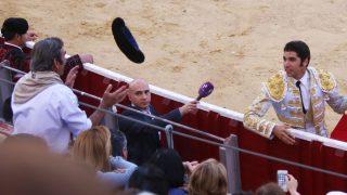 Cayetano Martínez de Irujo y Dámaso González en una imagen de archivo /Gtres