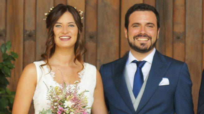 Alberto Garzón, Anna Ruíz