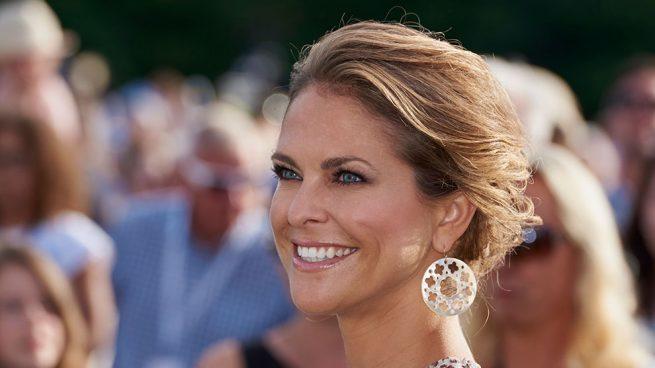 ¿Por qué ha escogido Magdalena de Suecia el nombre de Adrienne para su hija?
