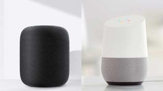 Homepod vs. Google Home