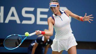 La evolución del estilo tenis en 10 imágenes. Garbiñe Muguruza / Gtres