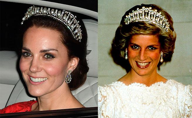 kate diana gales tiara