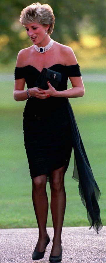 Diana de Gales | Una vida a través de sus looks en 15 imágenes